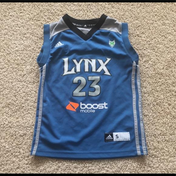 Minnesota Lynx Maya Moore girl jersey S